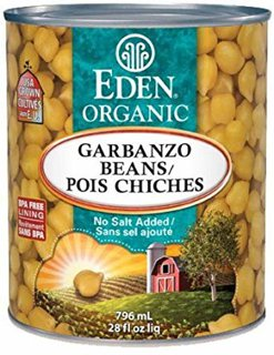 Picture of Garbanzo Beans - 796 ml