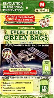 Picture of Green Bag - Medium - 1 each