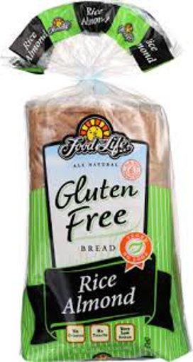 Picture of Gluten Free Bread - Rice Almond - 680 g