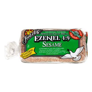 Picture of Ezekiel 4:9 Sprouted Grain Bread - Sesame - 680 g