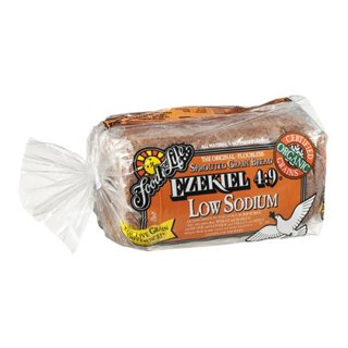 Picture of Ezekiel 4:9 Sprouted Grain Bread - Low Sodium - 680 g