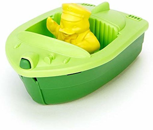 Picture of Sport Boat - Green 2+ years - 1 each