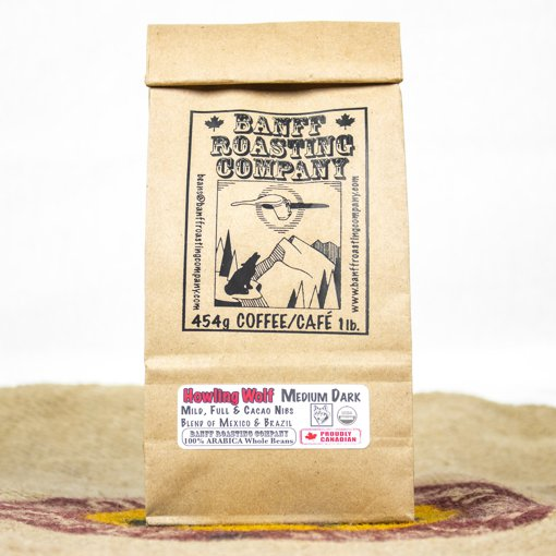Picture of Coffee - Howling Wolf - 454 g