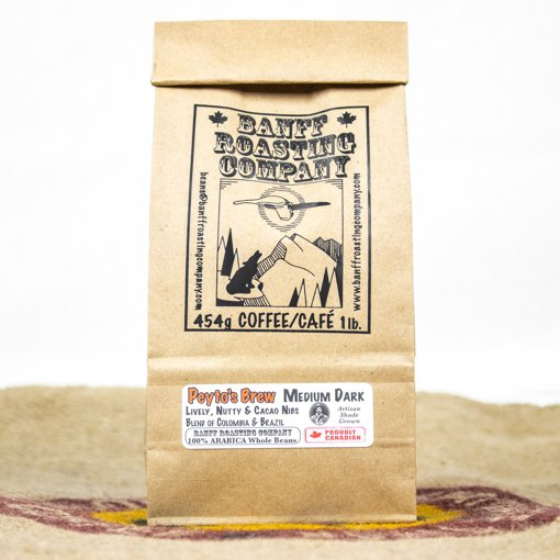 Picture of Coffee - Peyto's Brew - 454 g