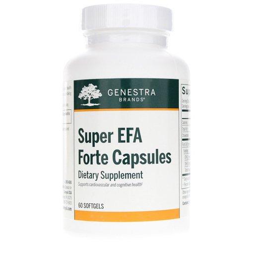 Picture of Super EFA Forte Capsules - 60 soft gels