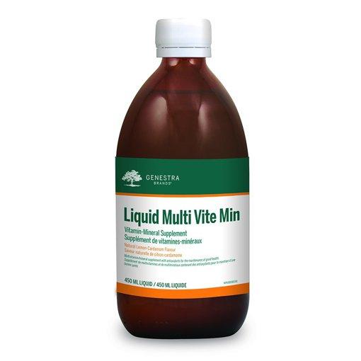 Picture of Liquid Multi Vite Min - 450 ml