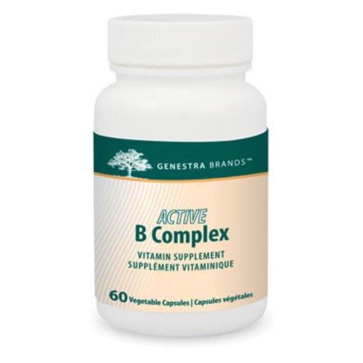 Picture of Active B Complex - 60 veggie capsules