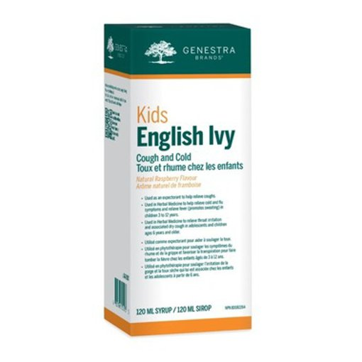 Picture of Kids English Ivy Cough and Cold - 120 ml