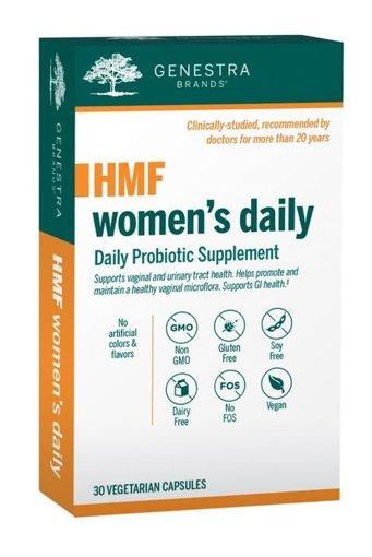 Picture of HMF Women's Daily - 30 veggie capsules