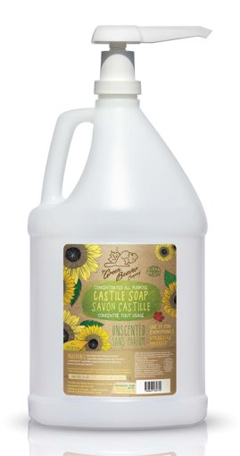 Picture of Castile Soap - Unscented - 3.78 L