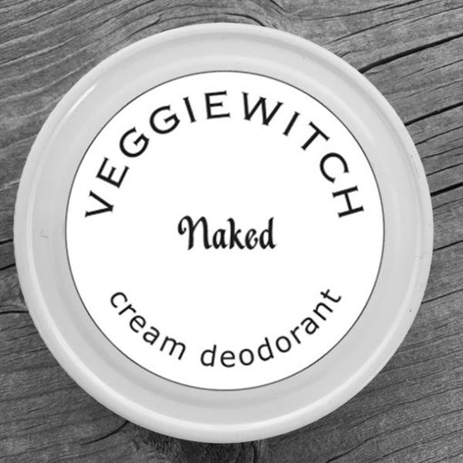 Picture of Cream Deodorant - Naked Coconut - 60 ml