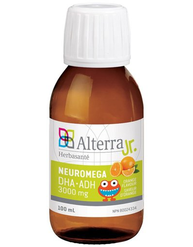 Picture of NeurOmega Kids - 2,750 mg - 100 ml