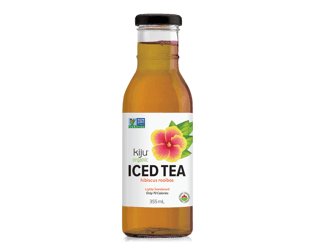 Picture of Iced Tea - Hibiscus Rooibos - 355 ml