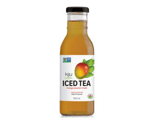 Picture of Iced Tea - Mango Passion Mate - 355 ml