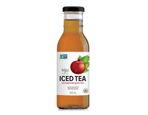 Picture of Iced Tea - Pomegranate Green - 355 ml