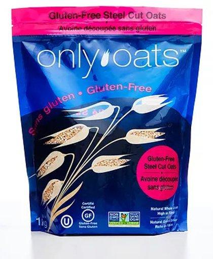 Picture of Gluten-Free Steel Cut Oats - 1 kg