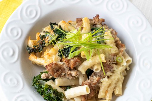 Picture of Italian Sausage Penne