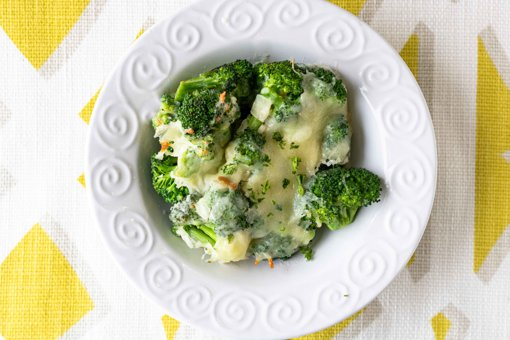 Picture of Baked Broccoli