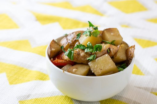 Picture of Roasted Garlic Potato Hash