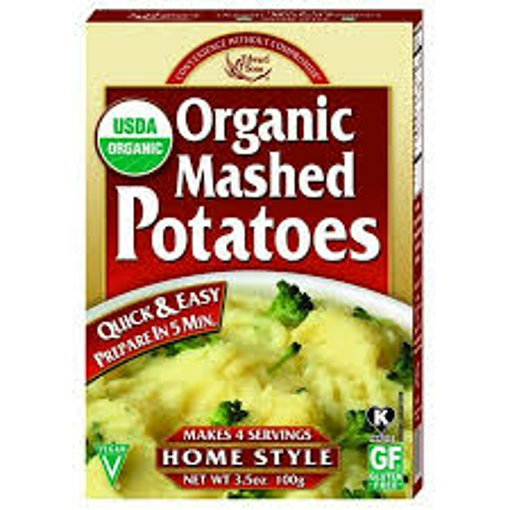 Picture of Mashed Potatoes - Home style - 100 g