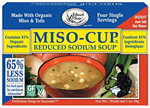Picture of Miso-Cup - Reduced Sodium Soup - 28 g
