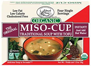 Picture of Miso-Cup - Traditional Soup with Tofu - 36 g