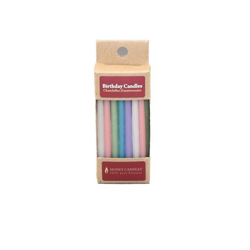 Picture of Birthday Candles - Pastel - 20 count