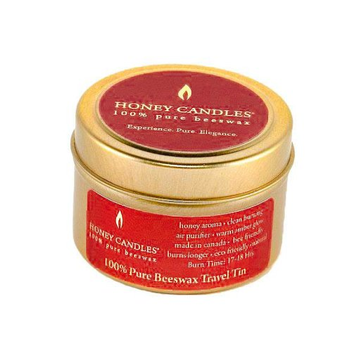 Picture of Beeswax Gold Travel Tin - 1 each