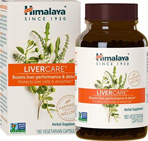 Picture of LiverCare - 180 veggie capsules