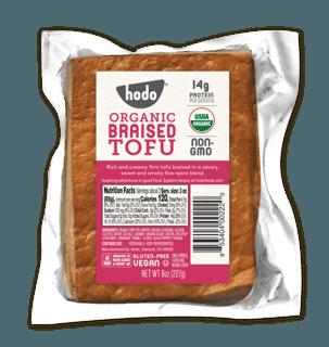 Picture of Organic Braised Tofu - 227 g