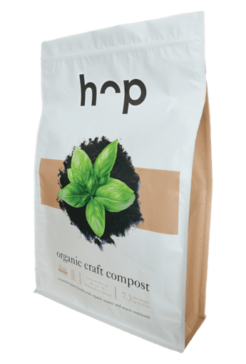 Picture of Hop Organic Compost - 7.3 kg