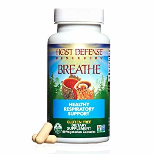 Picture of Breathe Capsules - 60 veggie capsules