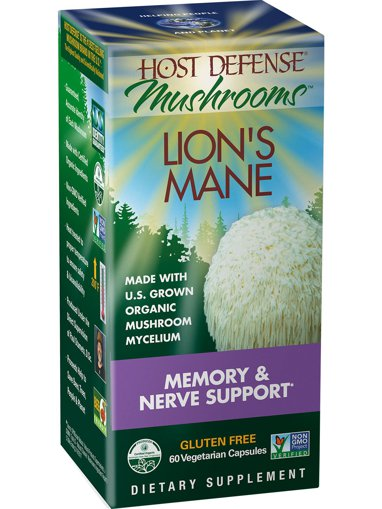 Picture of Lion's Mane Extract - 30 ml