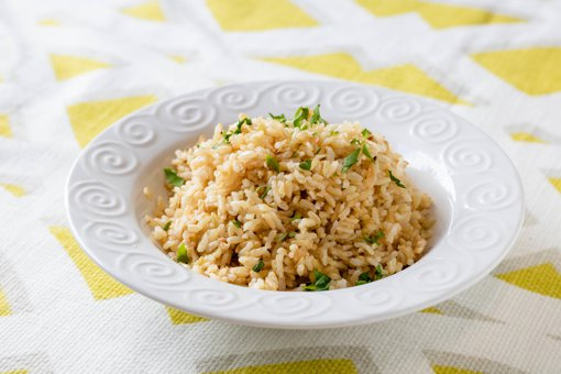 Picture of Garlic Fried Rice