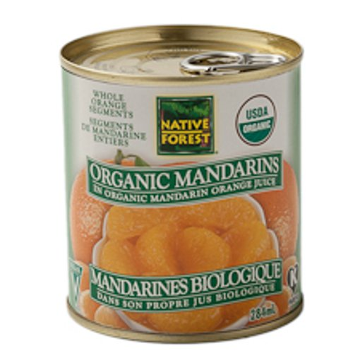 Picture of 100% Organic Mandarins - 284 g