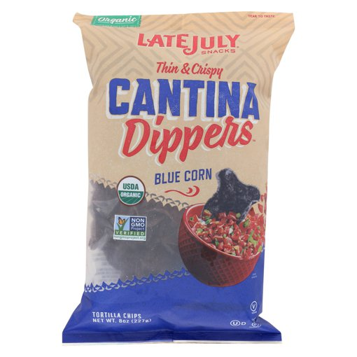 Picture of Cantina Dippers - Blue Corn - 227 g