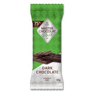 Picture of Chocolate Bar - Dark Chocolate 75% - 50 g