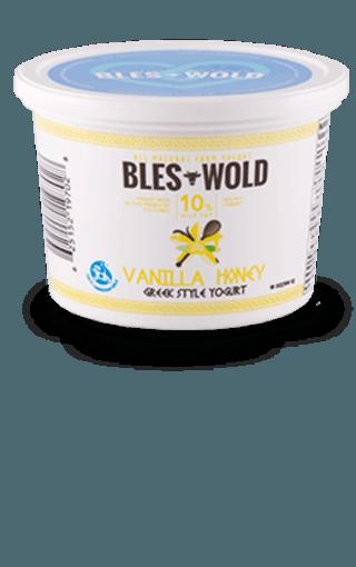 Picture of Greek Yogurt - Honey Vanilla - 500 g