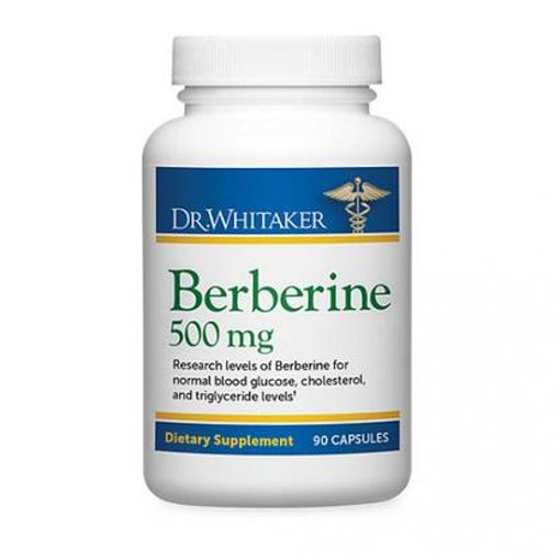 Picture of Berberine 500 mg - 90 capsules