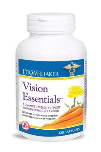 Picture of Vision Essentials - 120 capsules