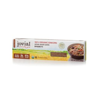 Picture of Einkorn Pasta - Whole Wheat Spaghetti - 340 g