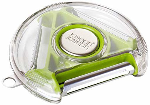 Picture of 3-in-1 Design Rotary Peeler - Green - 1 each