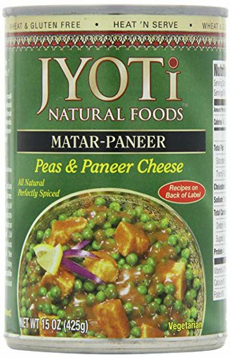 Picture of Matar-Paneer - 425 g