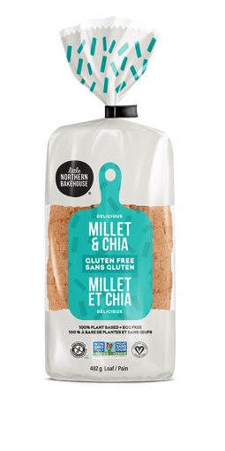 Picture of Millet & Chia Loaf - 454 g