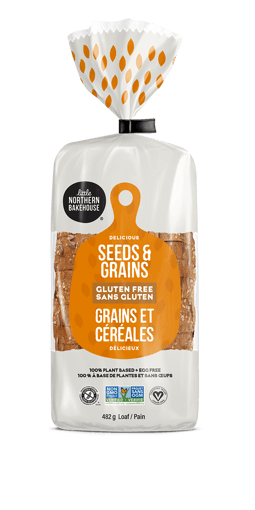 Picture of Seeds & Grains Loaf - 482 g