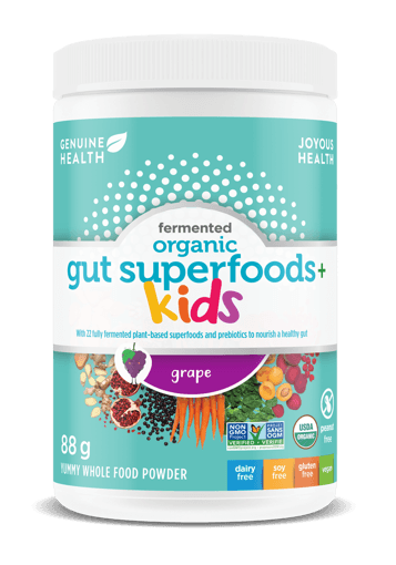 Picture of Fermented Organic Gut Superfoods+ Kids - Grape - 88 g