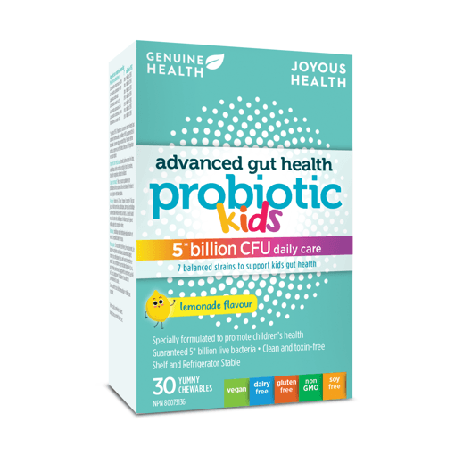 Picture of Advanced Gut Health Probiotic Kids - 5 Billion CFU - 30 chews