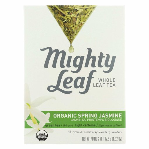 Picture of Green Tea - Organic Spring Jasmine - 15 count