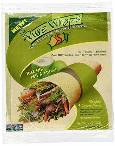 Picture of Coconut Wraps - Original - 56 g