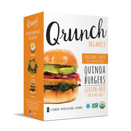 Picture of Quinoa Burgers - Original - 306 g